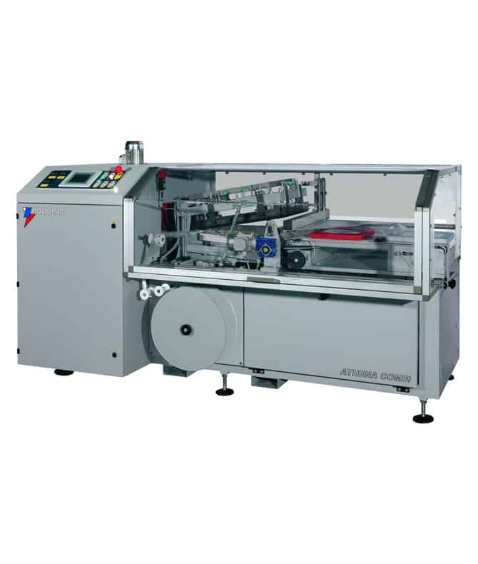 ATHENA COMBI 6555, ATHENA COMBI, Robopab, shrink wrapping machine, al thika packaging
