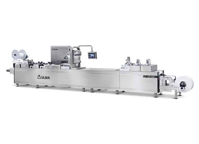 TFS 600 hygienic design thermoformer, Al thika Packaging, ULMA, TFS provider in dubai, Thermoforming provider in uae