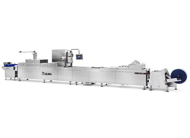 TFS 700 hygienic design thermoformer, Al thika Packaging, ULMA, TFS provider in dubai, Thermoforming provider in uae