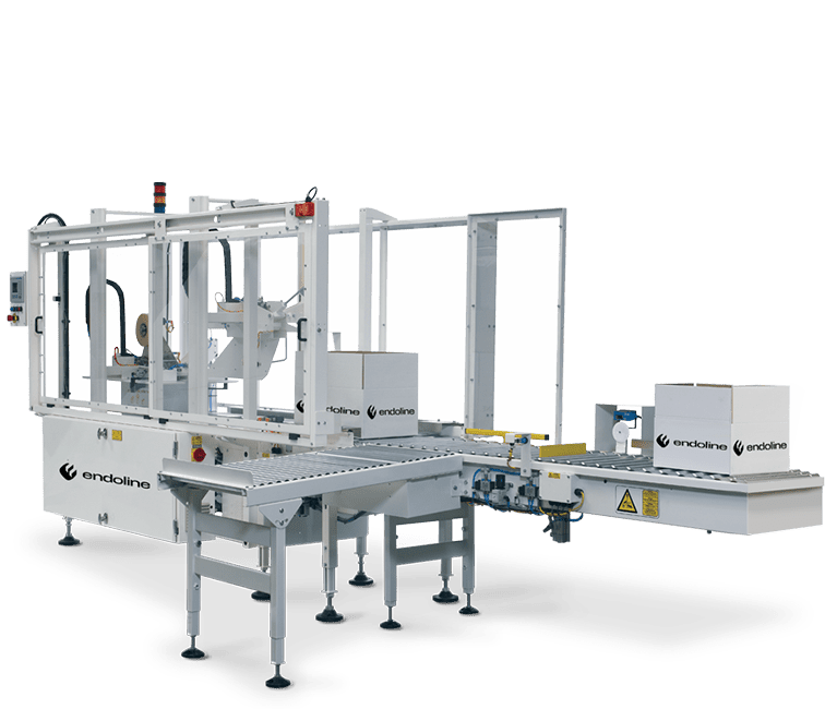 endoline automation pre set case sealer