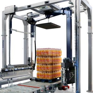 Robopac Automatic Wrapping machine