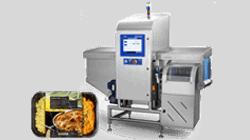 أنظمة فحص المنتج بالأشعة السينية المعبأة