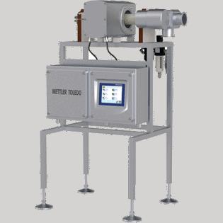 Pipeline metal Detector, Metal Detector, Mettler Toledo