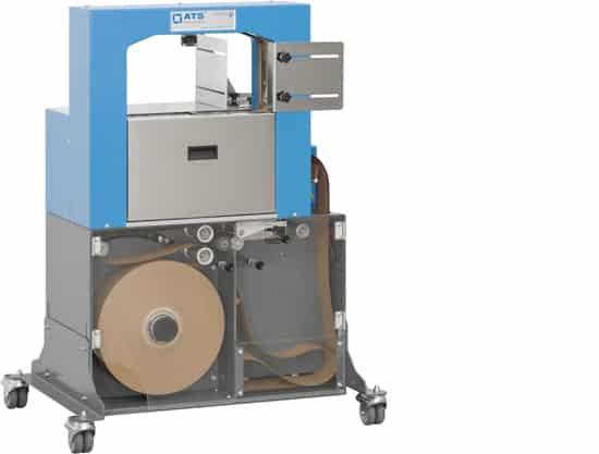 Ultra sonic US 2100, ATS banding machine, digital control unit, banding machine, promotional packing