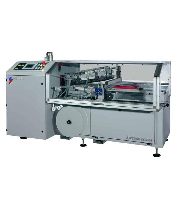 ATHENA COMBI 6555, ATHENA COMBI, Robopab, shrink wrapping machine, al thika packaging