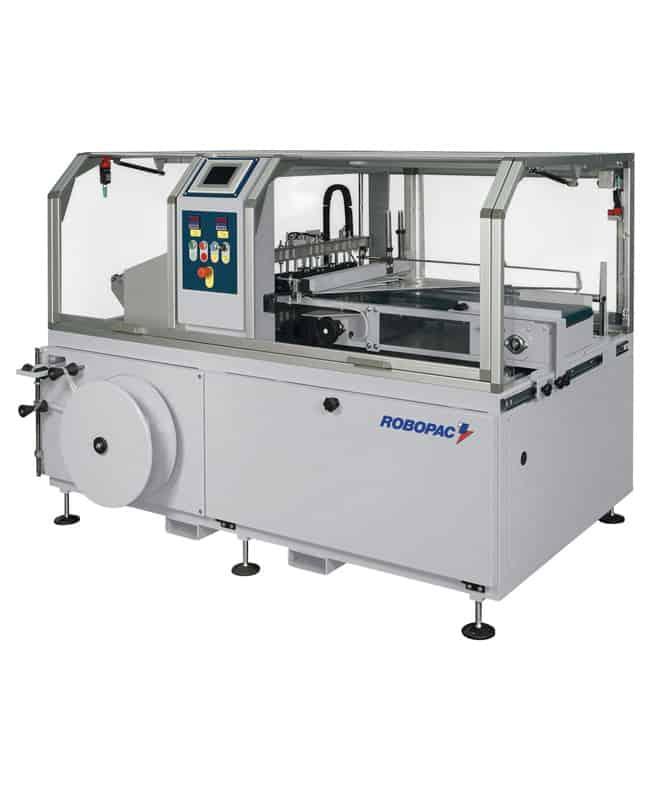 ATHENA CS 550, ATHENA CS, Robopac, shrink wrapping machine, al thika packaging