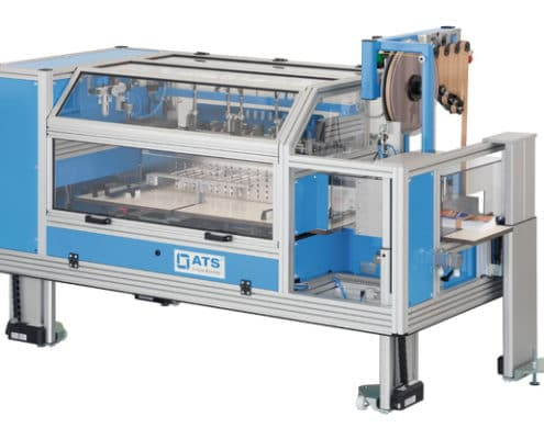 Al thika packaging LLC, US 2000 FAB A, ATS, banding machine, promotional packing