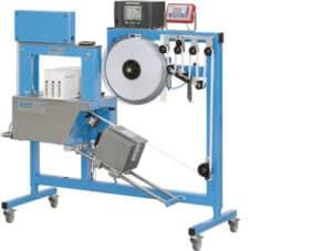 US 2000 TTP, Al Thika Packaging, banding machine