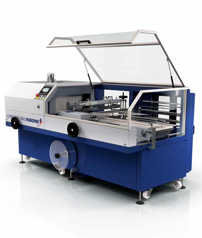 COMBITECH, COMBITECH 5845, Robopab, shrink wrapping machine, al thika packaging