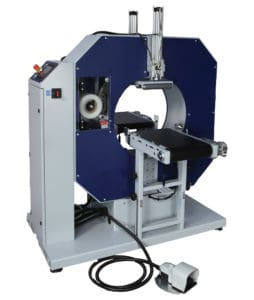 COMPACTA S4, Robopac, horizontal stretching machine