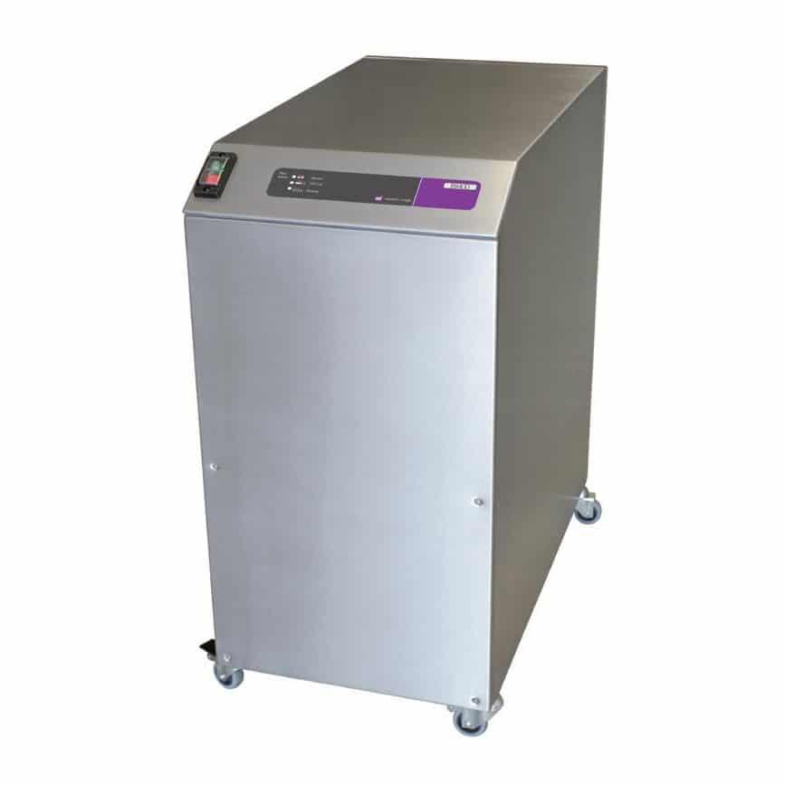 Fume extractor, Al Thika Packaging, Makrem Imaje, coding equipment, food labelling, marking