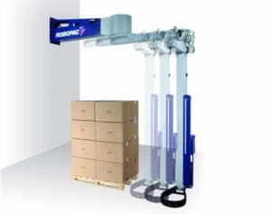 rotary w, al thika packaging, robopac, robopac rotary w