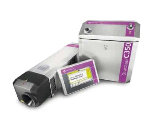 SmartLase C150-C350, Smartlase, Markem imaje, laser priner, coding, marking
