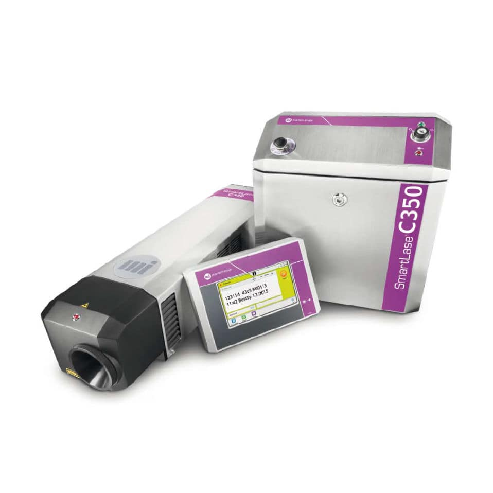 SmartLase C150-C350, Smartlase, Markem imaje