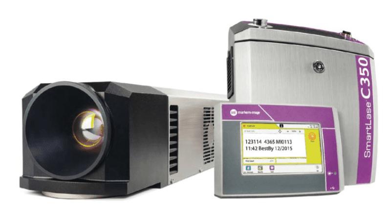 SmartLase C350 HD, markem imaje, laser printer, al thika packaging