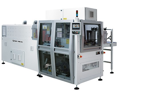 XP650 ARX - 90°, XP650 ARX - 90° infeed automatic overlap shrinkwrappers, shrinkwrappers, al thika packaging, samipack