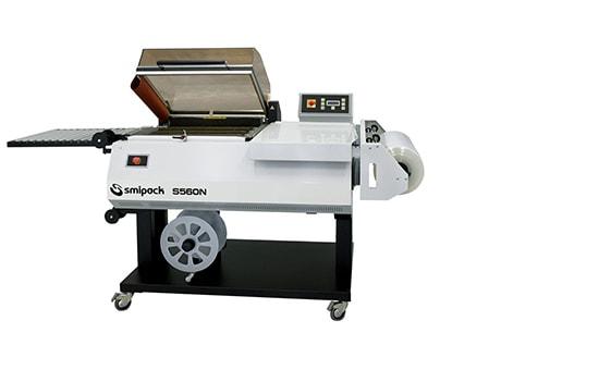 s560N ، samipack ، آلة التعبئة والتغليف البلاستيكية