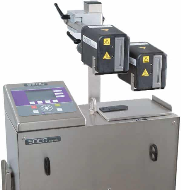 5400 printer - Markem Imaje ، ترميز ، وسم ، طابعة