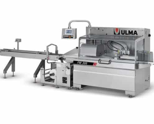 FM 300 flow pack wrapper (HFFS), HFFS, Al thika packaging, ULMA, Flow pack wrapping