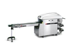 آلة تغليف الأغشية القابلة للتمدد GALAXY ، آلة التغليف ، تعبئة الثيقة ، ULMA ، آلة تغليف الأغشية القابلة للتمدد
