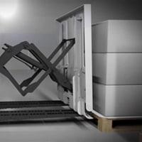 Meijer Handling Solutions roller fork