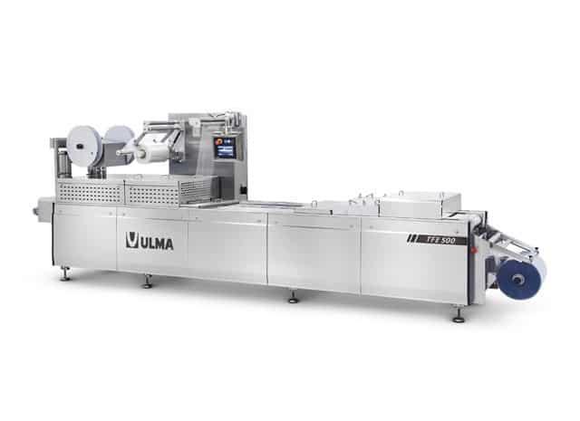 TFE 500 بالحرارة ، ULMA ، الثيقة التعبئة والتغليف ، مزود TFS في دبي ، مزود بالحرارة في الإمارات