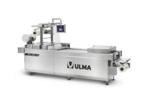 TFS 200 hygienic design thermoformer, Al thika packaging, ULMA, Thermoformer, thermoforming machine