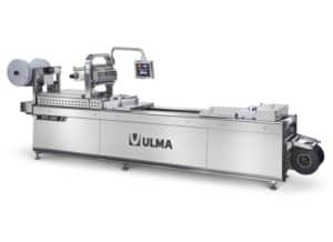 TFS 300 hygienic design thermoformer, thika packaging, thermoforming machine, thermoformer, ULMA