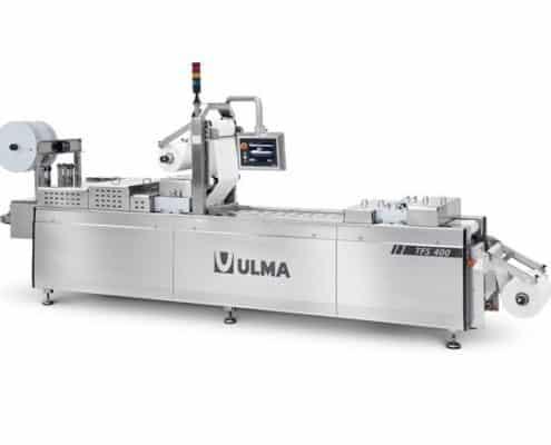 TFS 400 hygienic design thermoformer, Al thika packaging, ULMA