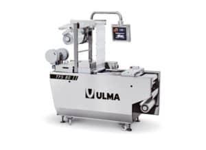 TFS 80 hygienic design thermoformer. TFS 80, Al thika packaging, ULMA, Thermoforming machine