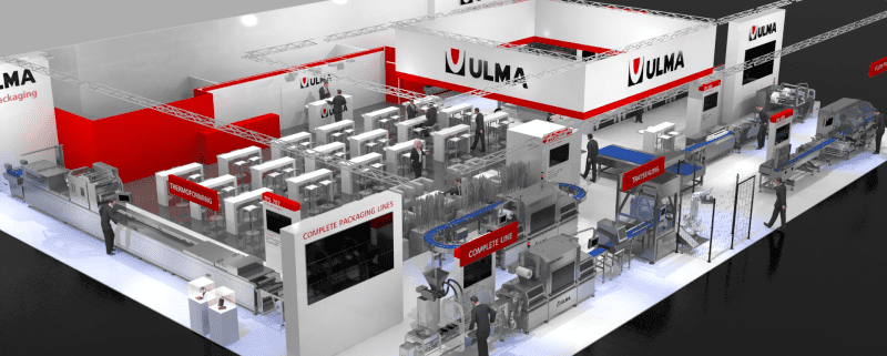 ULMA Interpack 2017,ULMA,Interpack 2017, trade show, supply chain, trade fair in the world, event for the packaging industry,Packaging fair, interpack, Processes and packaging, Trade fair, Trade show, trade show Germany, processing and packaging fair, robopac, ULMA, Metler Toledo, ATS, Al thika packaging