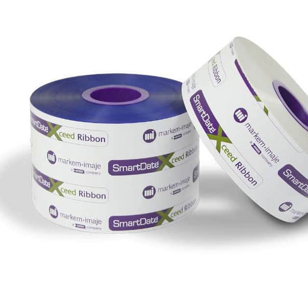Xceed ribbons, Al Thika Packaging, Markem Image