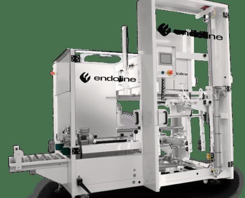 Endoline,endoline automation case erector,case erector