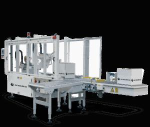 endoline automation pre set case sealer