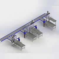 multiple packaging centre by Storopack,storopack