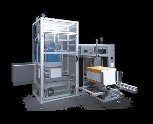 Combiplast, Niverplast, Bag-in-box, case erector