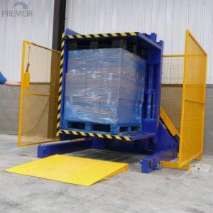 premier pallet inverter, pallet inverter system