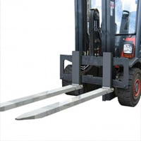 roller fork truck