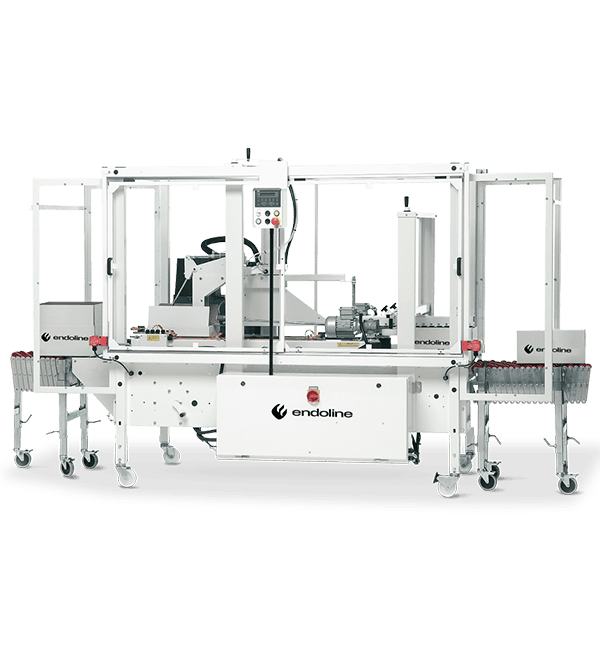 400 SERIES FULLY AUTOMATIC CASE GLUERS