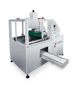 500 Series – Fully Automatic Hot Melt Glue Tray Erector