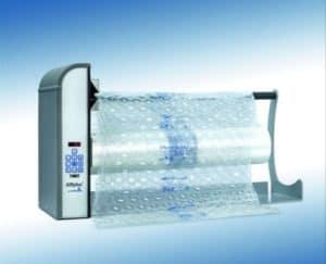 Airplus, GTI protective packaging machine, GTI machine