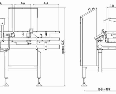 C31 StandardLine drawing