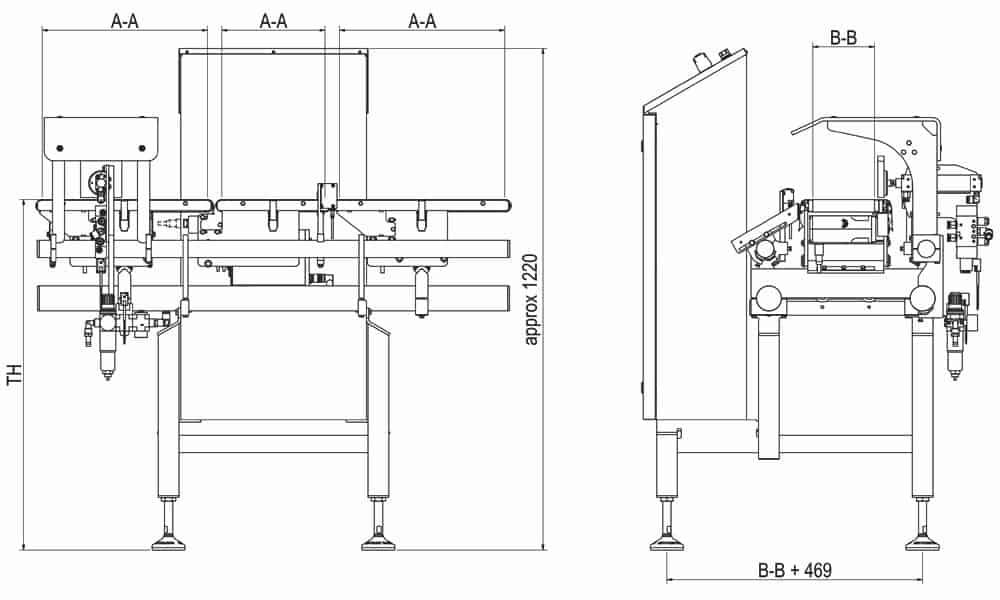 garvens c31 cm31 standardline checkweigher - checkweighing ... mettler toledo powercell wiring diagram fuel pump wiring diagram for 1996 mustang