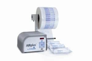 Airplus mini, storopack mini machine