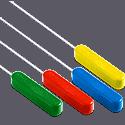 Flexible Test Rods