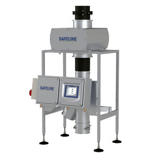 Gravity Flow SD Metal Detector