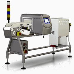 Metal Detector, product inspection, conveyor detector, profile advantage
