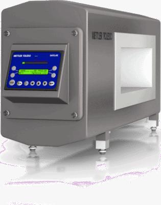 Rectangular Signature 300 Metal Detector, Safeline, Mettler Toledo