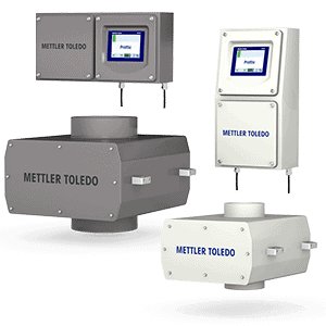 Super Throat Profile Metal Detector, Mettler Toledo, Safeline