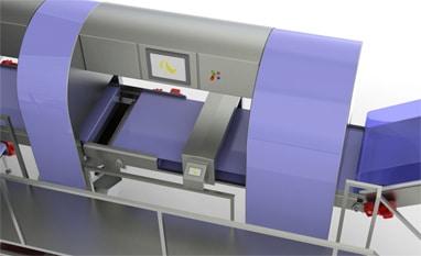 Metal detector,Al Thika Packaging,Niverplast,inspection,bread packing